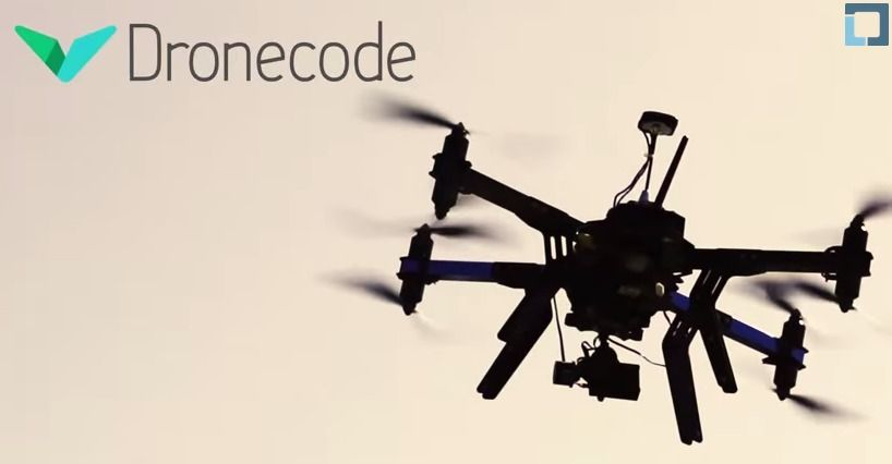 Dronecode: An Open-Source Platform For Drone Development-