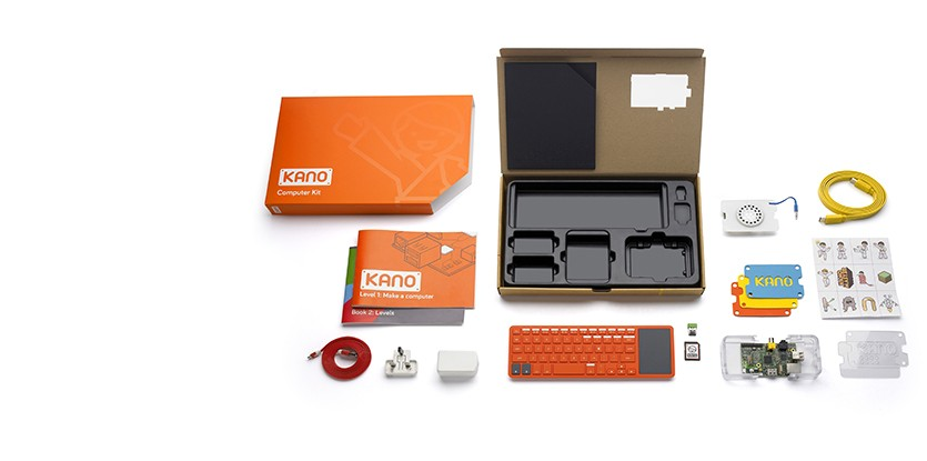 Kano Kit: Make Your Own Computer With Legos In Just $99-
