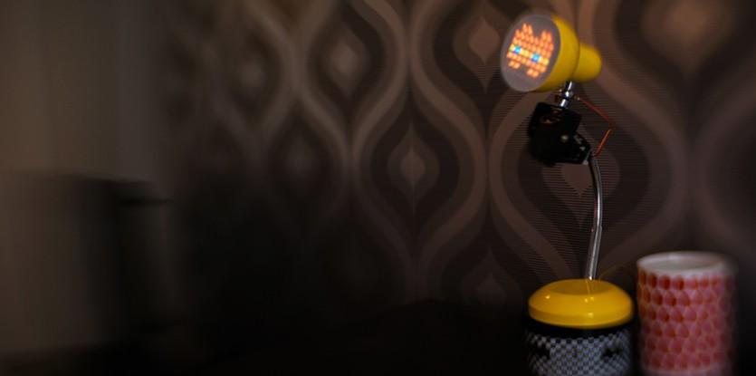 Meet Lili: A Robotic Lamp That Has Sentiments-1