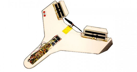 Now Robots Can Fly By Using The Artificial Muscles-