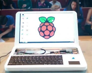 Pi-Top: World's First 3D Printed Raspberry Pi Pc-