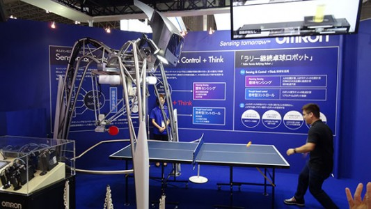 Can This Ping Pong Playing Robot Replace Humans In Factories?-1