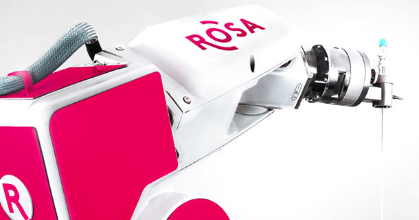 ROSA™ Spine: A High Tech Robotic Assistant For Spine Surgery-