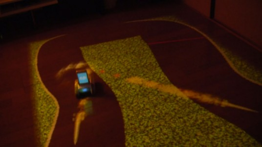 With RomoCart, Turn Your Room Into An Augumented reality Video Game-2