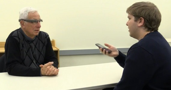 Would This Amazing Google Glass App Help Hearing Impaired?-