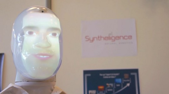 v-John: A Unique Robot To Interact With Humans Using Emotions-