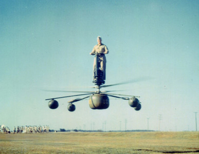 Top 10 Odd Looking Aircrafts That Could Fly-