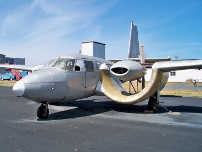 Top 10 Odd Looking Aircrafts That Could Fly-2