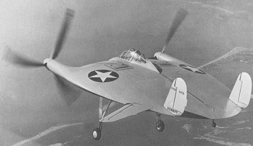 Top 10 Odd Looking Aircrafts That Could Fly-6