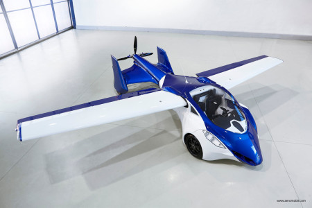 AeroMobil 3.0: A Futuristic Flying Cars To Avoid Traffic Jams Unveiled-