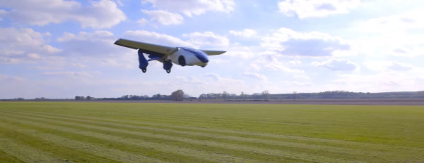 AeroMobil 3.0: A Futuristic Flying Cars To Avoid Traffic Jams Unveiled-1