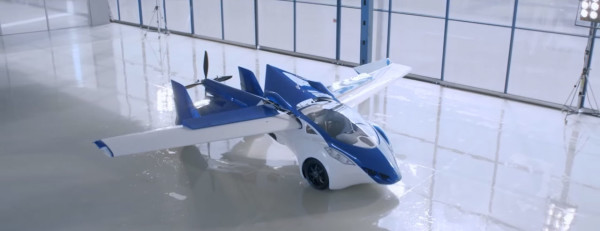 AeroMobil 3.0: A Futuristic Flying Cars To Avoid Traffic Jams Unveiled-5