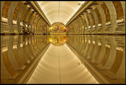 The Architecture And Beauty Of Moscow's Metro System Will Surely Blow You Away-10