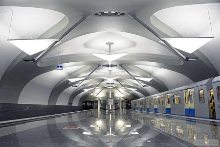 The Architecture And Beauty Of Moscow's Metro System Will Surely Blow You Away-7