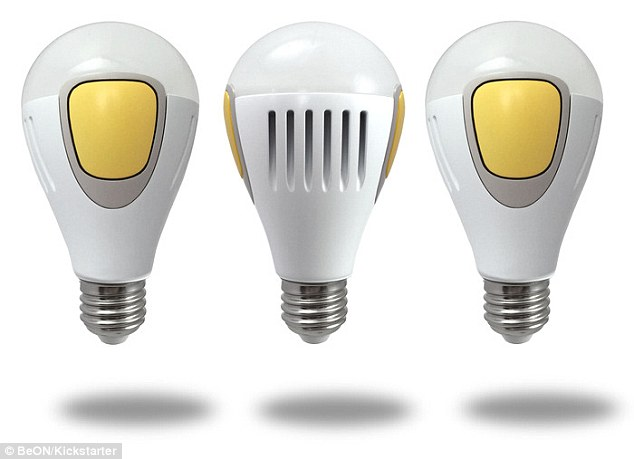 BeOn: This Innovative Bulb Is An Ultimate Home Security Solution-