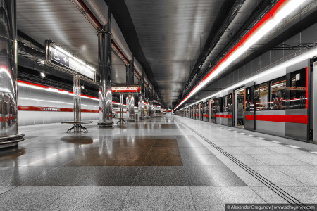 Letnany station in Prague, Czech Republic-25 Most Beautiful Subway Stations Around The World (Photo Gallery)-19