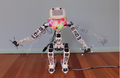 Poppy: The World's First Completely Open Source Humanoid-1