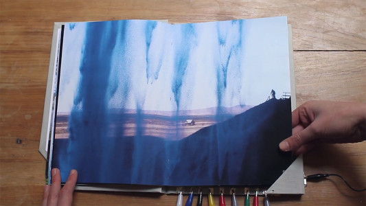 This Mindblowing Book Album Lets You See And Hear Landscapes Of Iceland-2