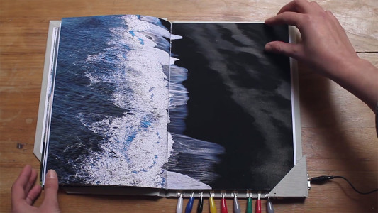This Mindblowing Book Album Lets You See And Hear Landscapes Of Iceland-5