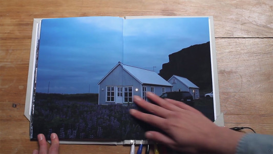 This Mindblowing Book Album Lets You See And Hear Landscapes Of Iceland-9