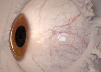Disney Develops A High Precision Scan To Capture Human Eye For 3D Animations-
