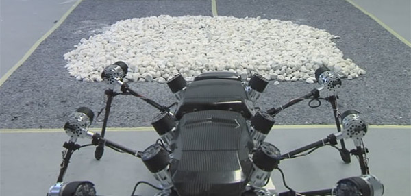 Hector: This Bio Inspired Hexapod Moves Swiftly Like A Real Insect-1