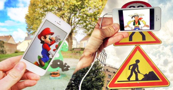 Using iPhone François Merges Fiction With Reality To Create Funny Picture Associations-4