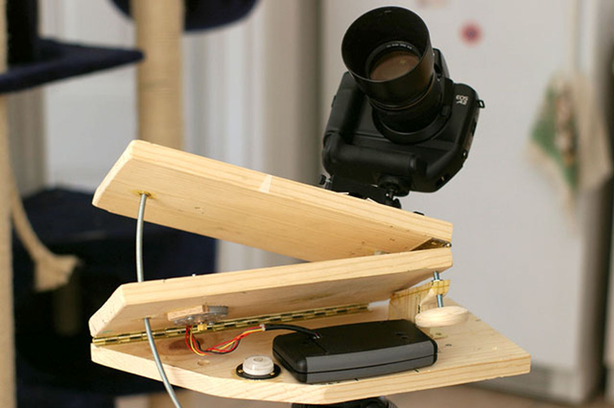Build Yourself A Planet Observation Telescope With A Single Camera-1