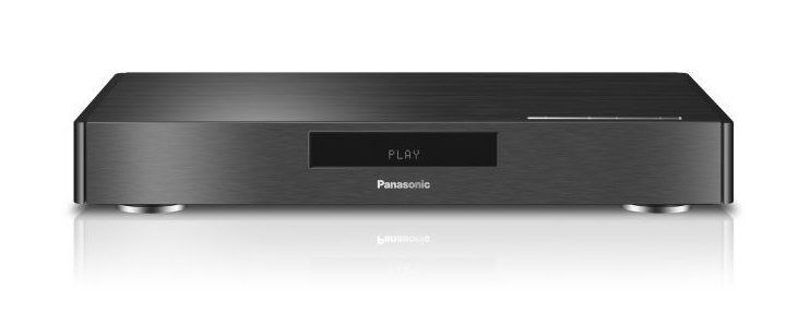 CES 2015-Panasonic Unveils Blu-Ray Disc Player Ultra HD/4K-