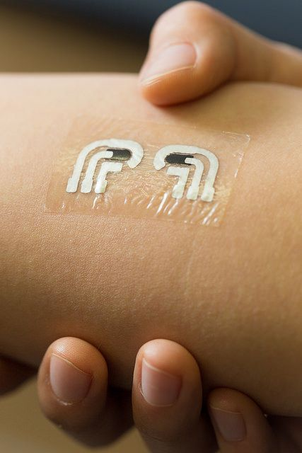 Could This Revolutionary Sticker Help Diabetics Avoid Daily Blood Tests?-1