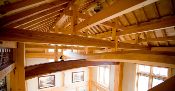 Expert Japanese Carpenters Make Wooden buildings without Using Nails!-6