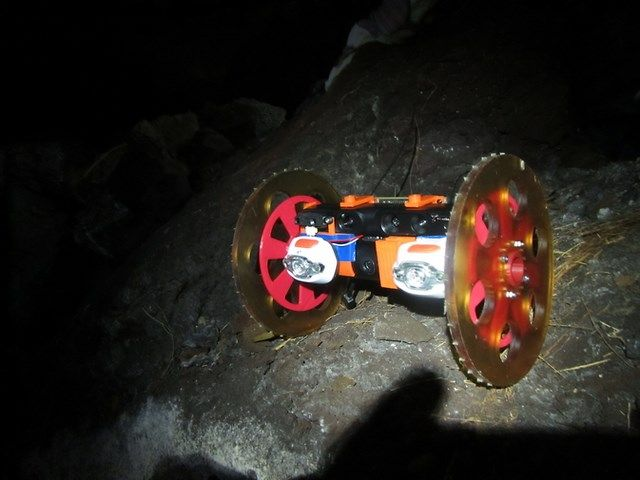 VolcanoBot: NASA's New Compact Robot To Explore Volcanoes From Inside-1