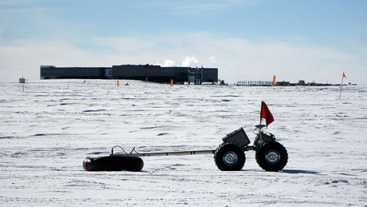 Yeti: An Autonomous Robot To Save Human Lives By Tracking Crevices-