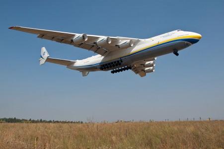 Antonov AN-225 world's largest transport aircraft-1