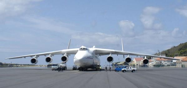 Antonov AN-225 world's largest transport aircraft-14