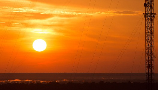 Discover This Gigantic Meteorological Tower Erected In Amazon Rainforest-7