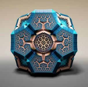 Wonderful 3D Sculptures Made Using Mathematical Formulas-11