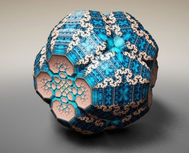 Wonderful 3D Sculptures Made Using Mathematical Formulas-12