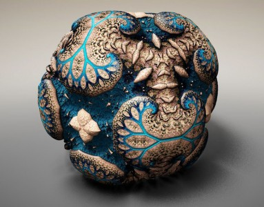 Wonderful 3D Sculptures Made Using Mathematical Formulas-7