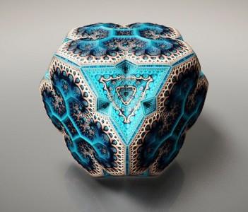 Wonderful 3D Sculptures Made Using Mathematical Formulas-9