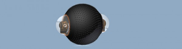 GuardBot- A Spherical Robot Comfortable Both On Land And Water-1