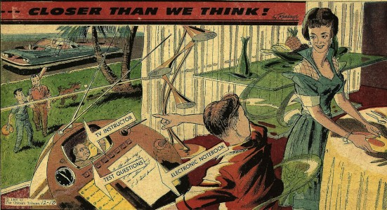 How Today's world was predicted 60 years ago-37