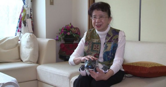 In Japan, Robot Dogs Can Now Have A Dignified Funeral Like Real Animals-