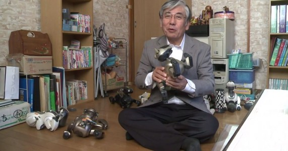 In Japan, Robot Dogs Can Now Have A Dignified Funeral Like Real Animals-4