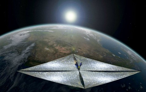 LightSail: Fiction Becomes Reality With A Satellite With Solar Sails-