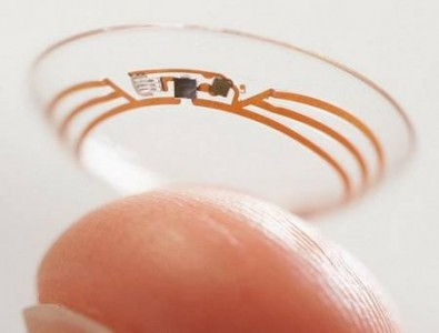 Revolutionary Contact Lenses With Incorporated Zoom Controlled By Eye-