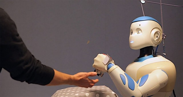 Romeo- An Intelligent French Robot To Help Elderly With Daily Tasks-