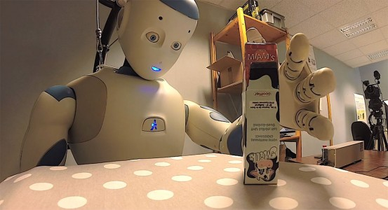 Romeo- An Intelligent French Robot To Help Elderly With Daily Tasks-1