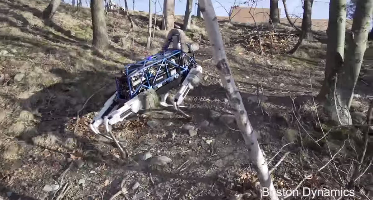 Spot A Highly Sophisticated Robot For Disasters To Master Any Terrain-2