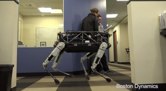 Spot A Highly Sophisticated Robot For Disasters To Master Any Terrain-5